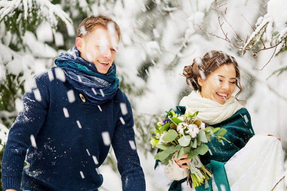 Согретые чувствами: свадебная съемка Родиона и Людмилы