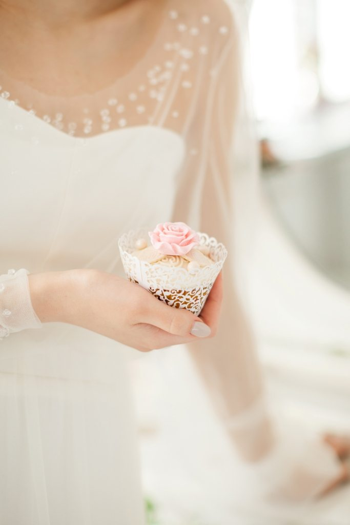 Светлое утро: стилизованная съемка невесты