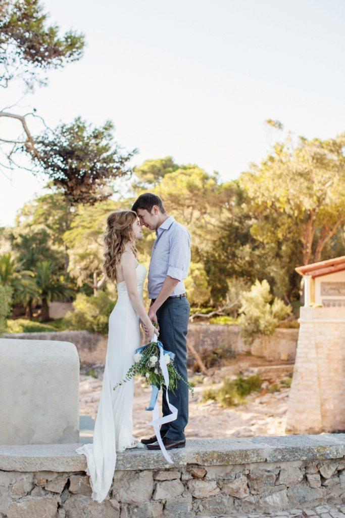 Поцелуй океана: свадьба Марии и Дениса
