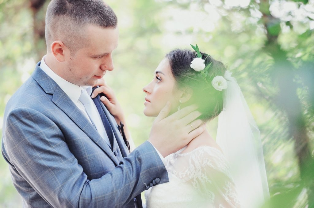 Счастливая подкова: свадьба Руслана и Динары