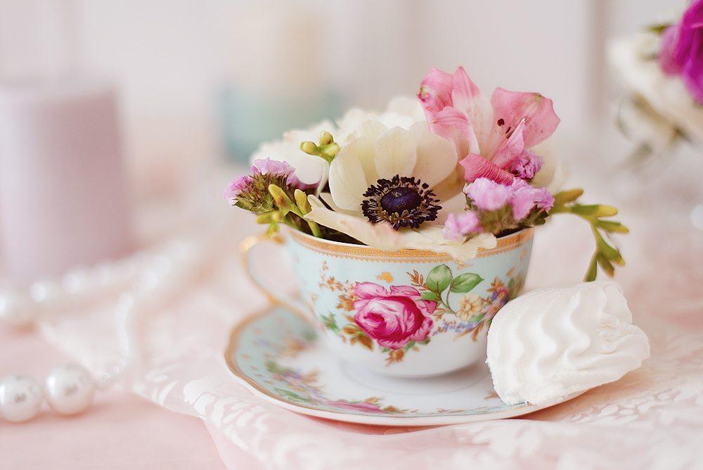 Красавица весна: стилизованная съемка