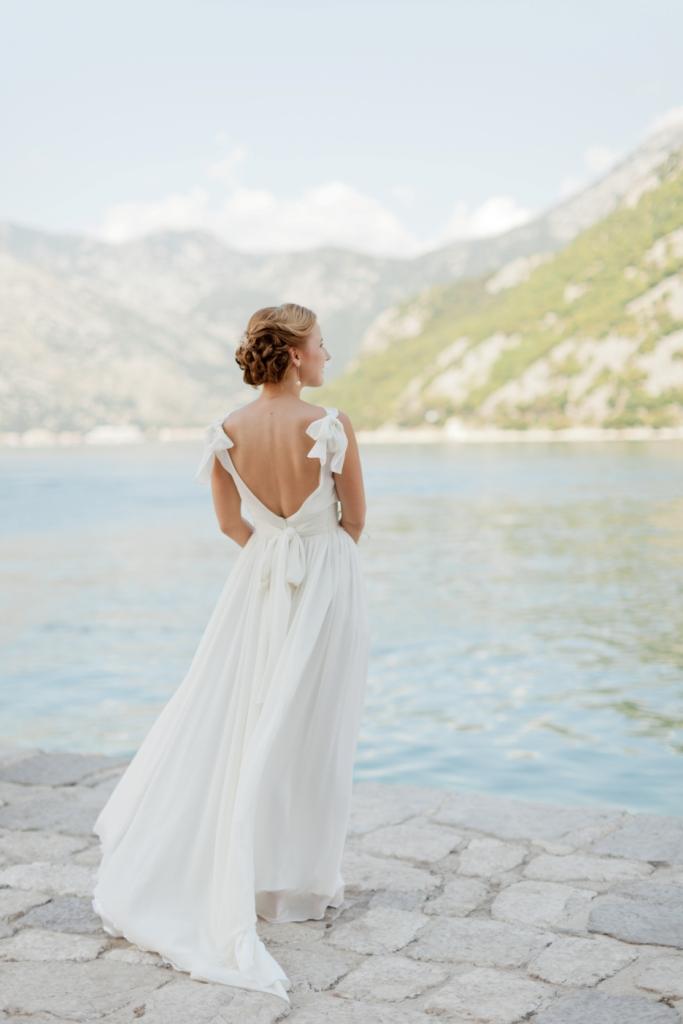 Море и горы: свадьба Анастасии и Александра