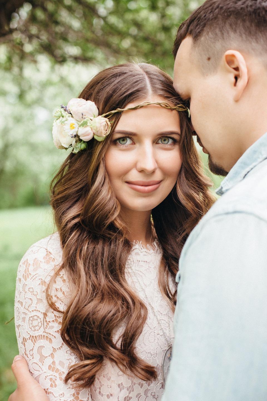 Яблоневый цвет: love-story Екатерины и Владимира
