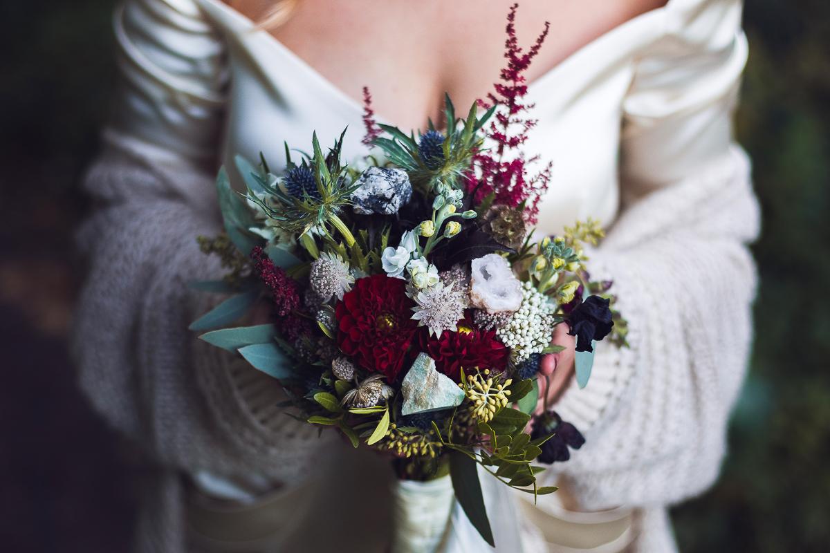 Золотая осень: свадьба Лены и Сергея
