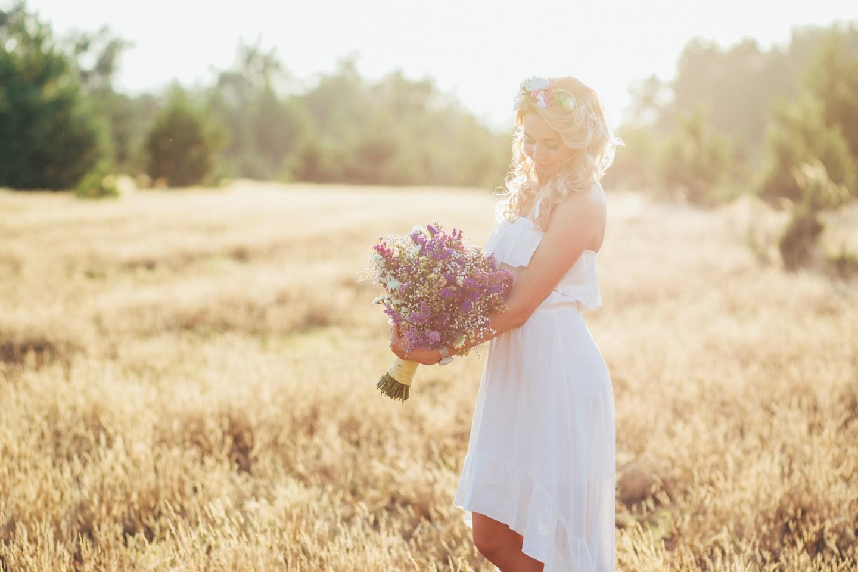 В чистом поле: девичник Елены