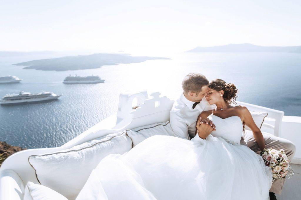 Остров счастья и любви: свадьба Павла и Юлии