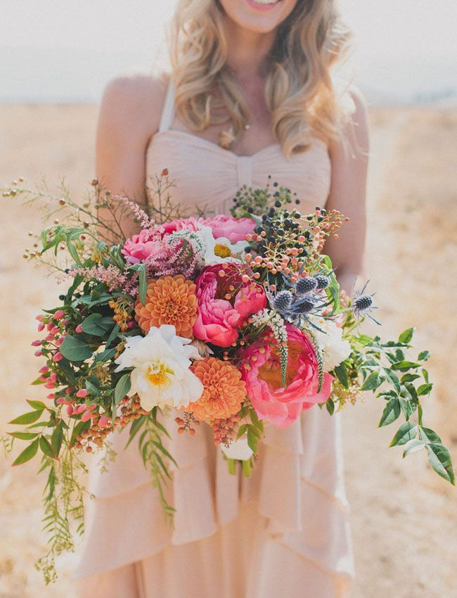 Rustik svadba buket nevesty (82)