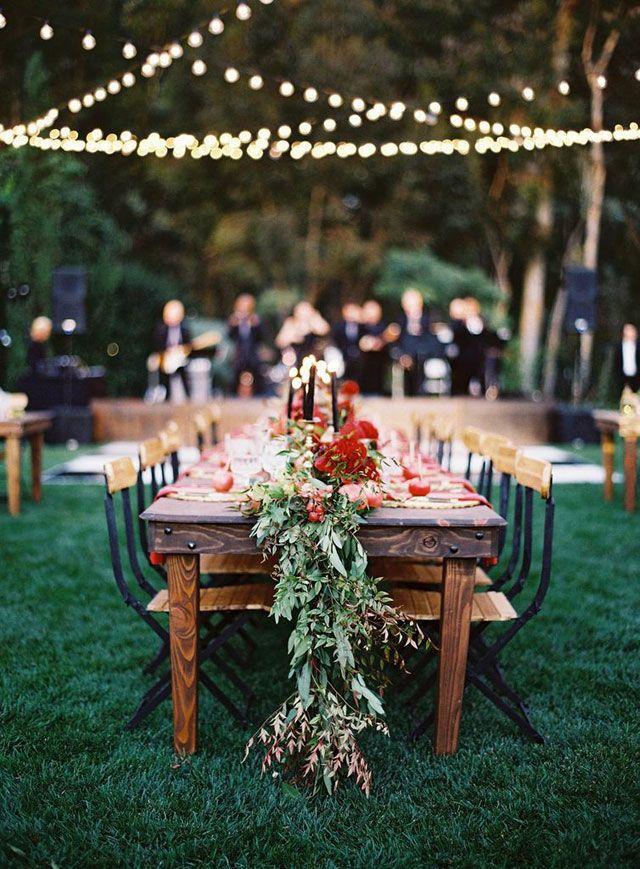 Stil svadby boho - dekor (137)