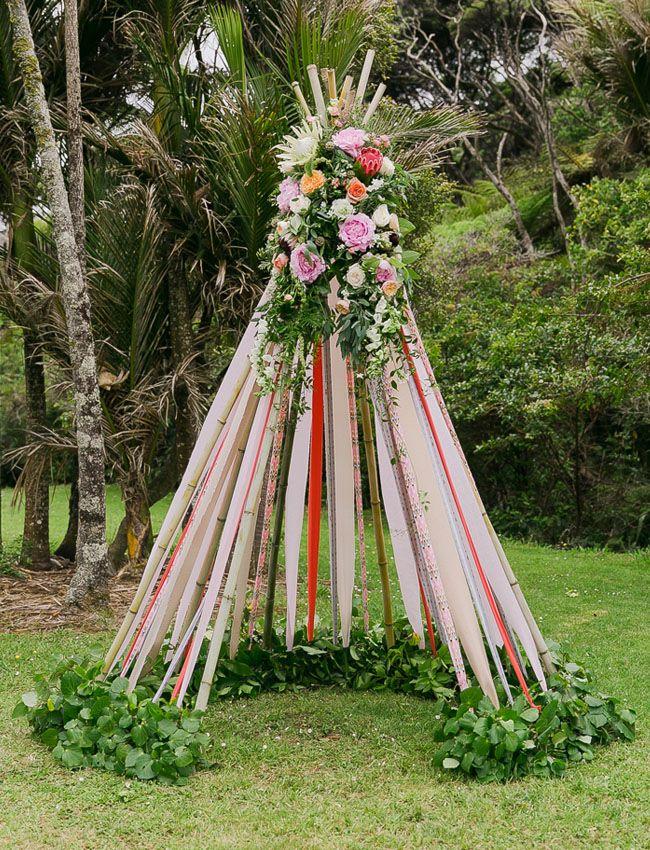 Stil svadby boho - dekor (93)