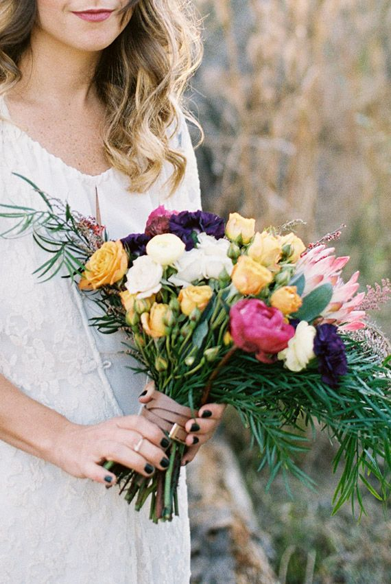 Stil svadby - boho floristika (24)