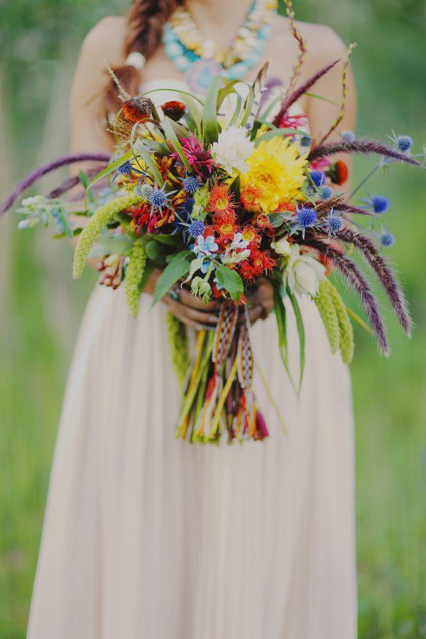 Stil svadby - boho floristika (67)