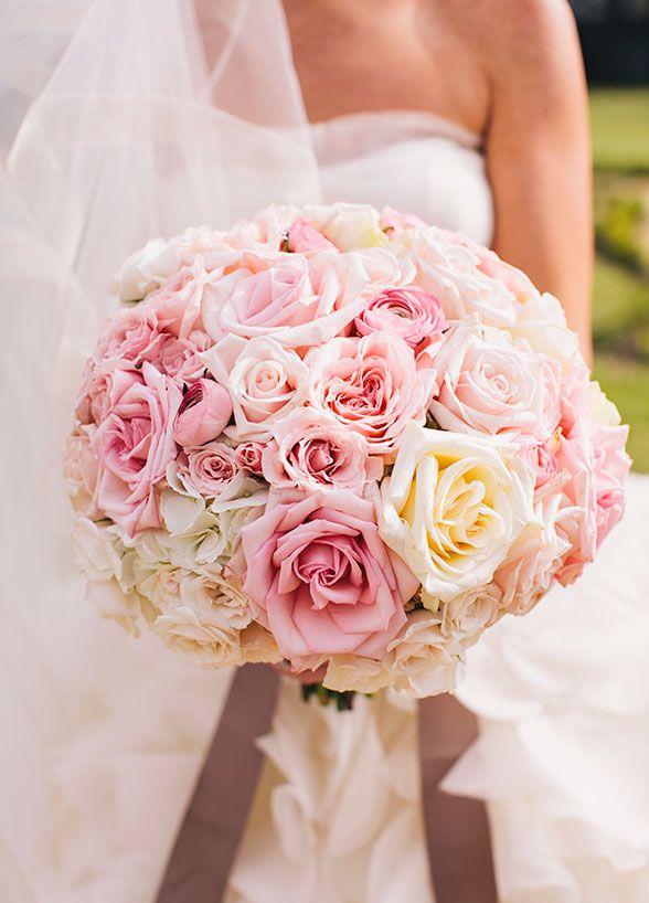 Stil svadby glamour buket nevesty (67)
