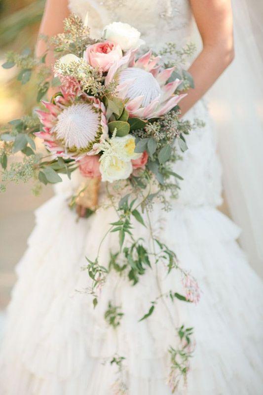 Stil svadby romantichnyi  buket nevesty (130)