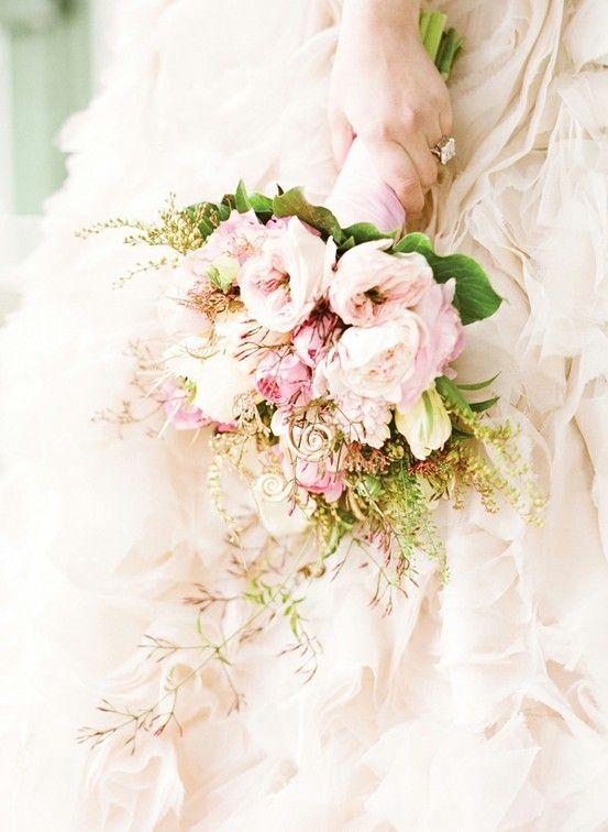 Stil svadby romantichnyi  buket nevesty (180)