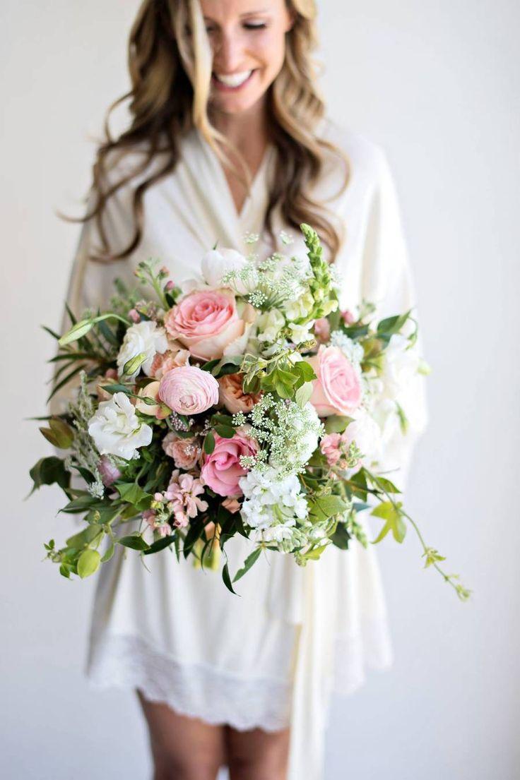 Stil svadby romantichnyi  buket nevesty (185)