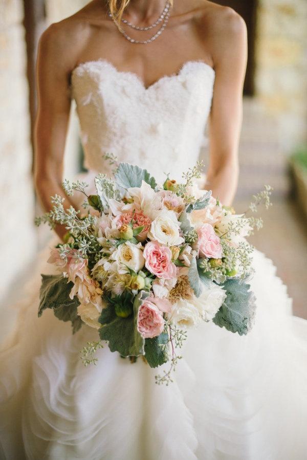 Stil svadby romantichnyi  buket nevesty (2)