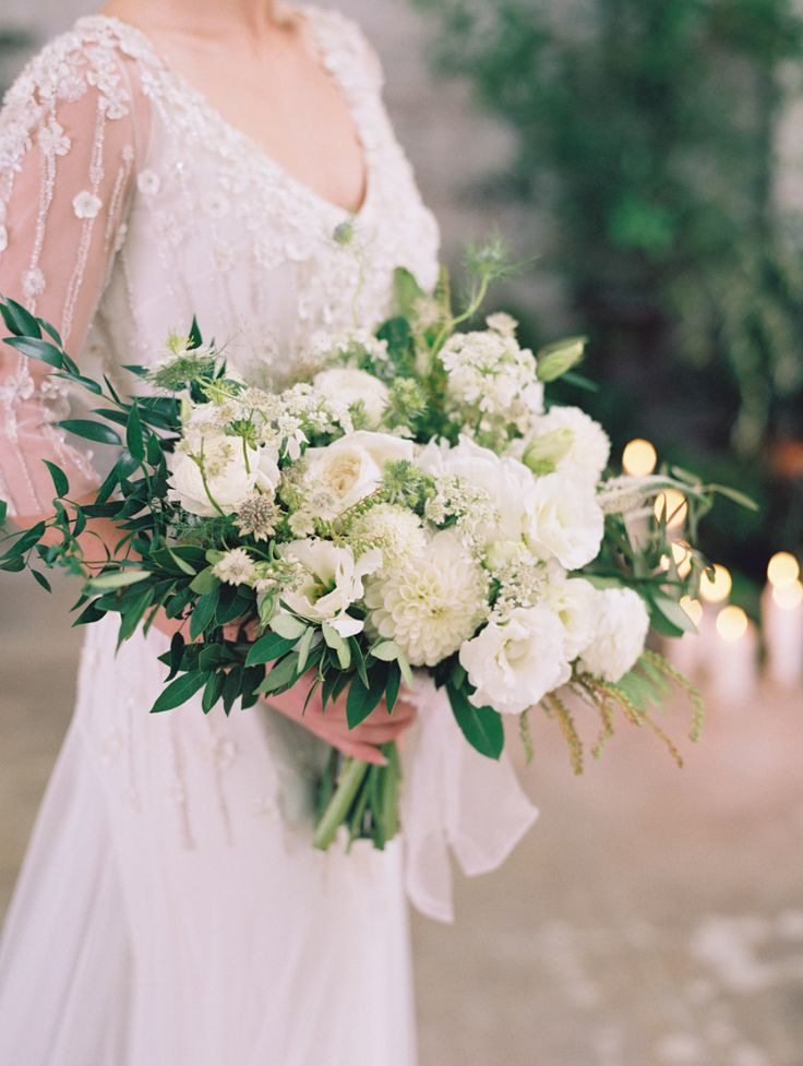 Stil svadby romantichnyi  buket nevesty (4)