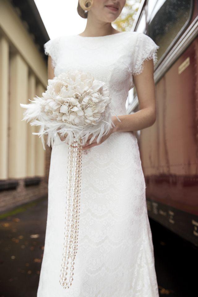 Stil svadby vintag platie nevesty (85)