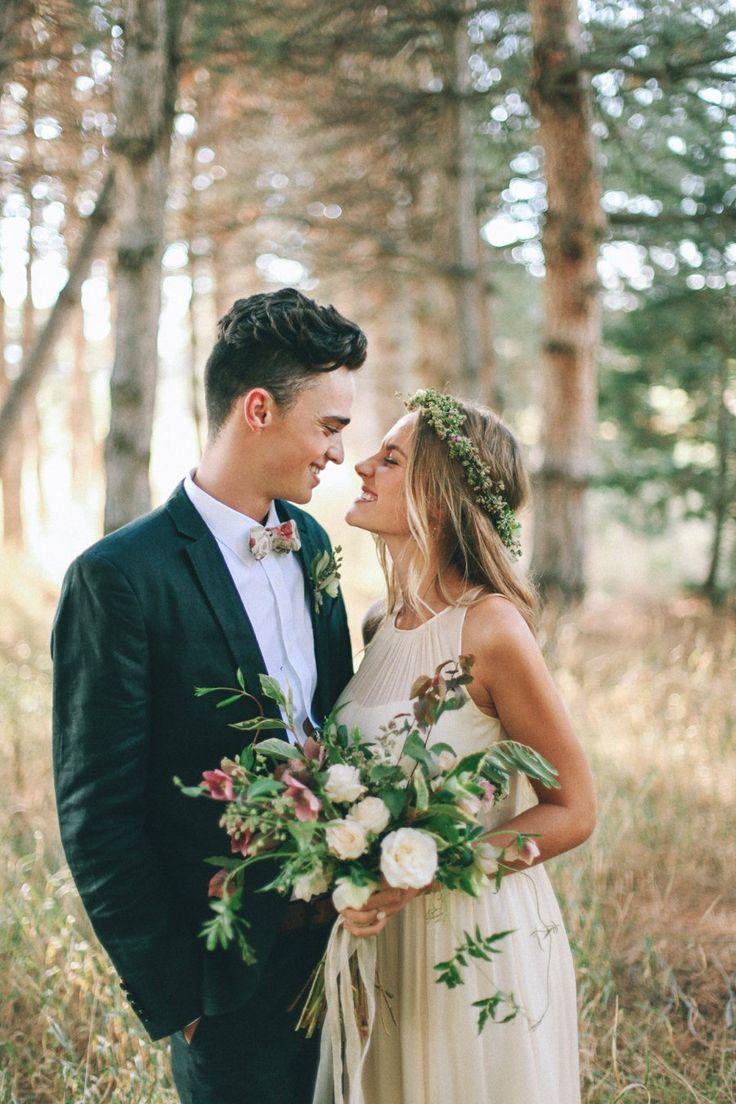Stil svady boho - nevesta (78)
