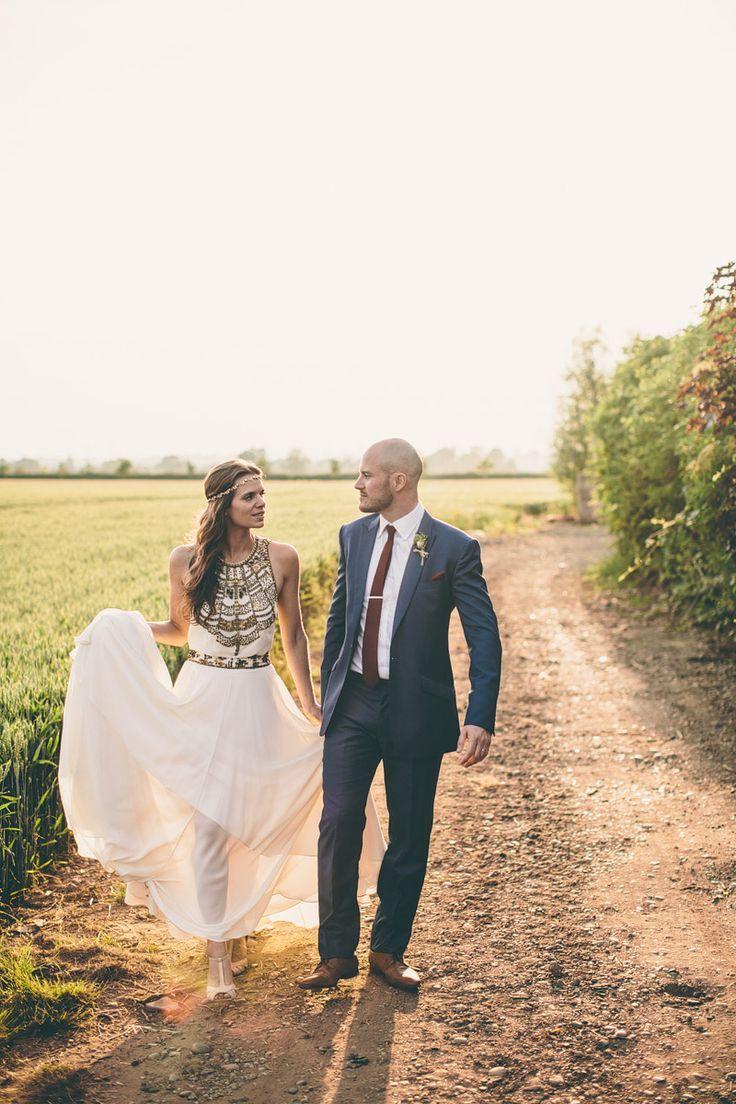 Stil svady boho - nevesta (82)