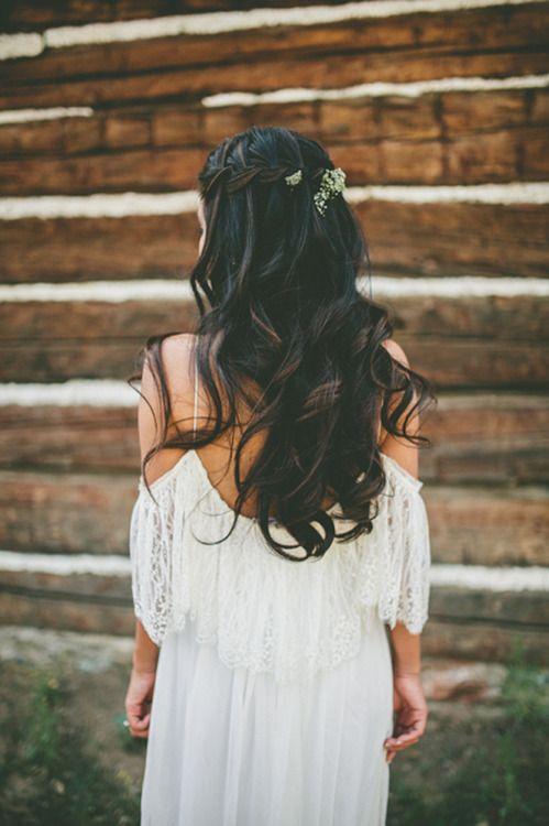 Stil svady boho - nevesta (86)