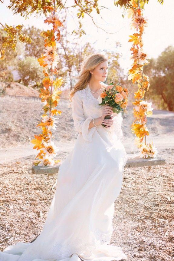 Svadba oceniu - obraz nevesty (36)