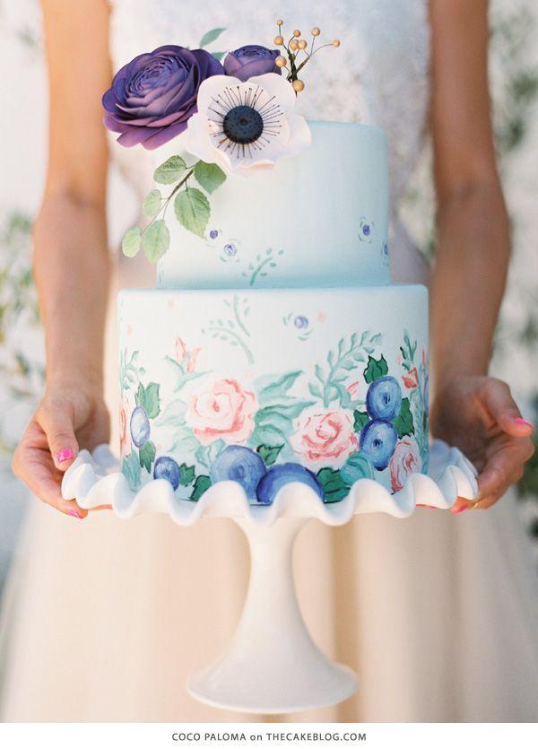 Svadba vesnoi - tort (25)