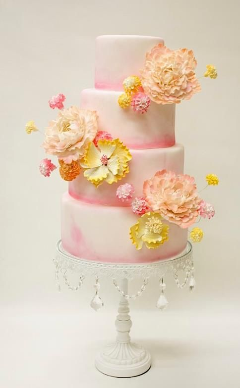 Svadba vesnoi - tort (53)