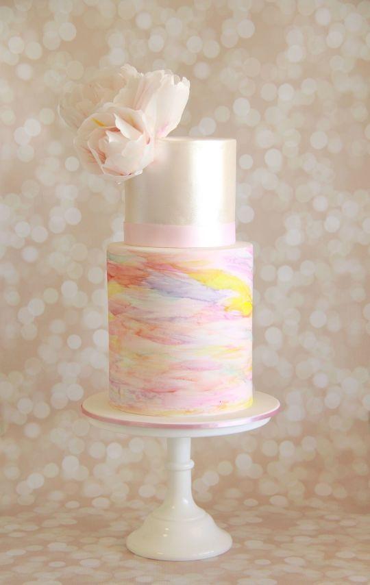Svadba vesnoi - tort (6)