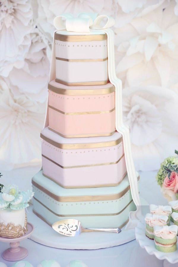Svadba vesnoi - tort (9)