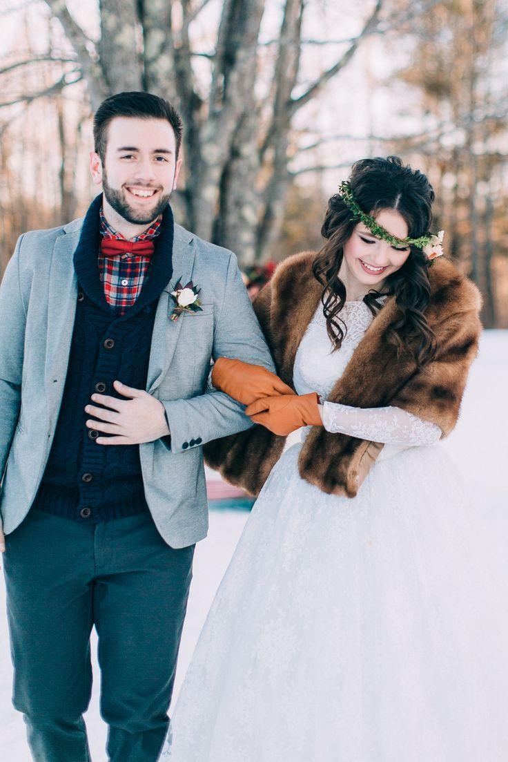 Svadba zimoi - obraz nevesty (22)