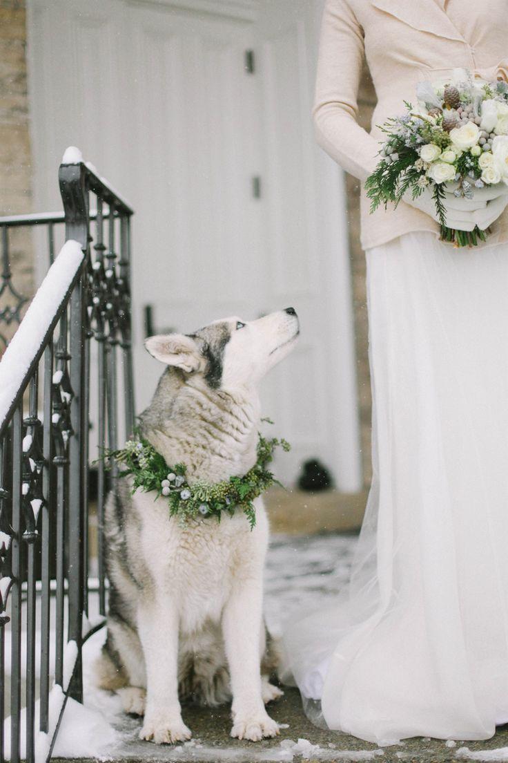 Svadba zimoi - obraz nevesty (31)
