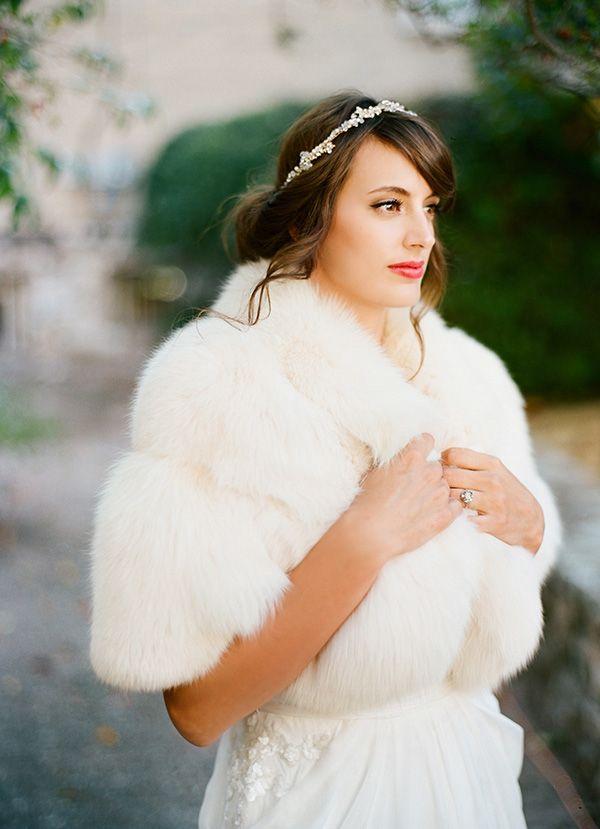 Svadba zimoi - obraz nevesty (35)
