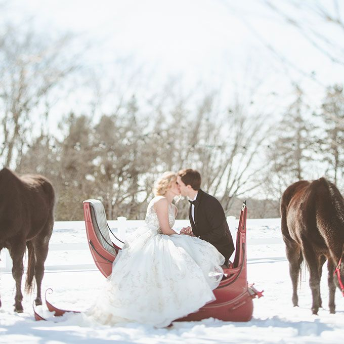 Svadba zimoi - obraz nevesty (63)