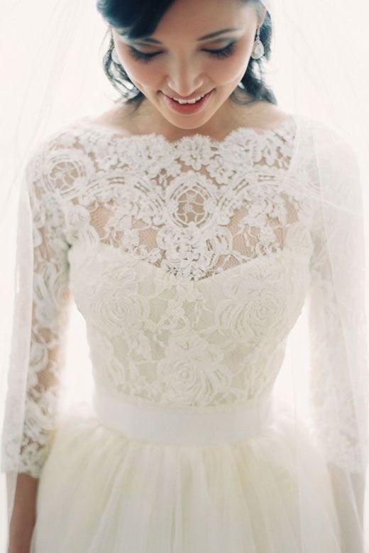 Svadba zimoi - obraz nevesty (65)