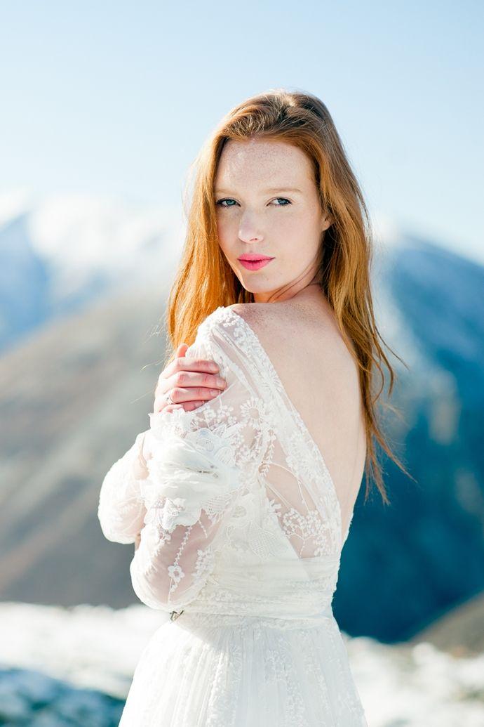 Svadba zimoi - obraz nevesty (73)