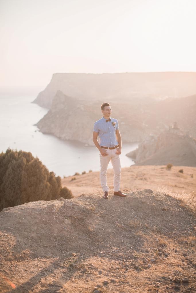 Чарующий Крым: love-story Саши и Юли