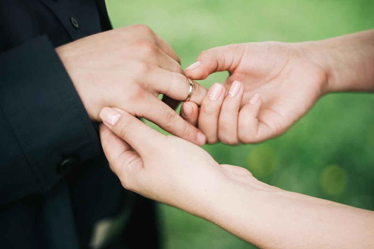 Семейный уют: свадьба Маши и Димы