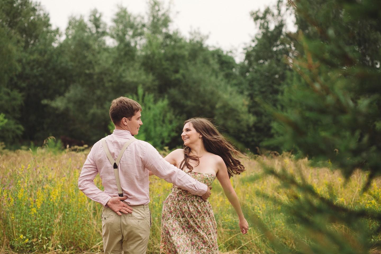 Как все-таки хорошо, что мы друг у друга есть: свадьба Владимира и Алёны