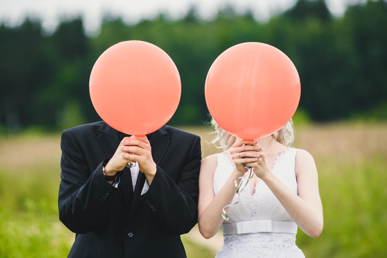 В тихом семейном кругу: свадьба Артема и Даши