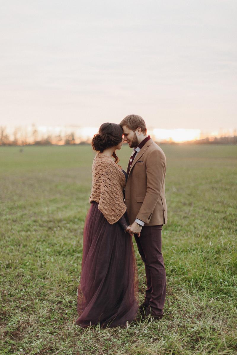 Любовь цвета кофе с молоком: love-story Сергея и Ирины