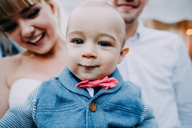 Кого пригласить на свадьбу - Маленький джентельмен