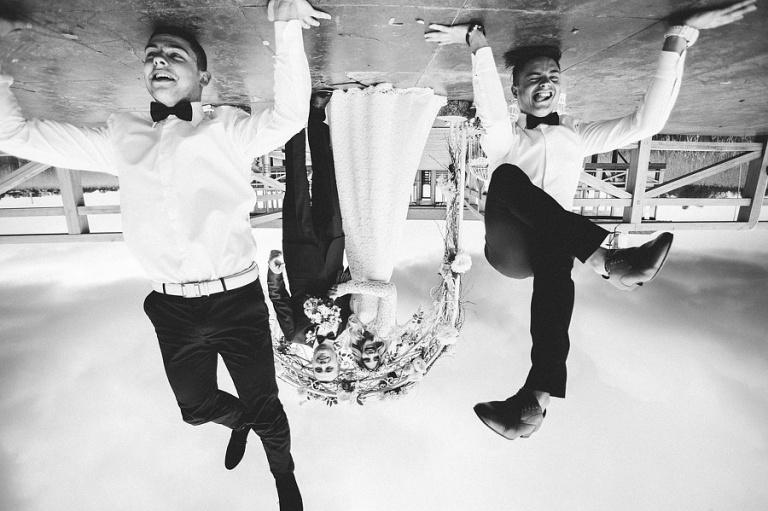 Кого пригласить на свадьбу - Братья