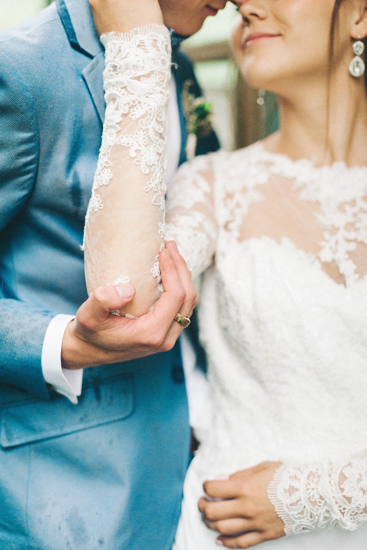 Нежный рустик: свадьба Геннадия и Марины
