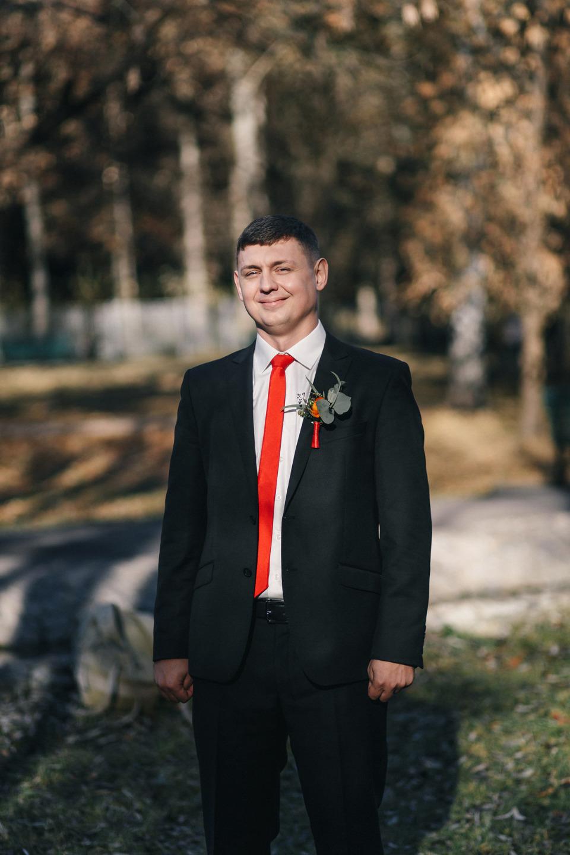 Осенняя рапсодия: свадьба Марины и Александра