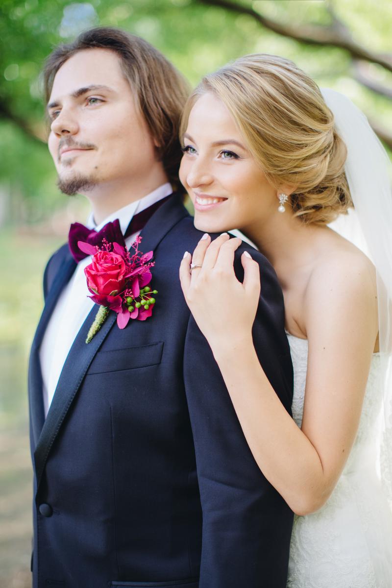 Ягодное настроение: свадьба Насти и Максима