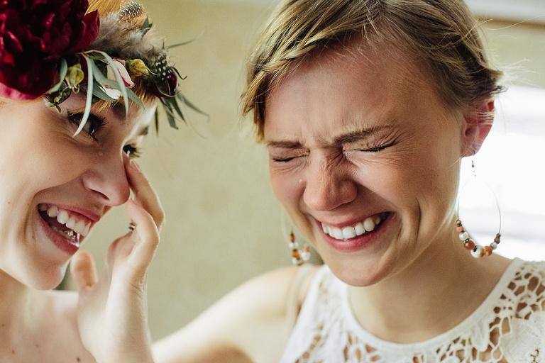 Кого пригласить на свадьбу - Подружка невесты