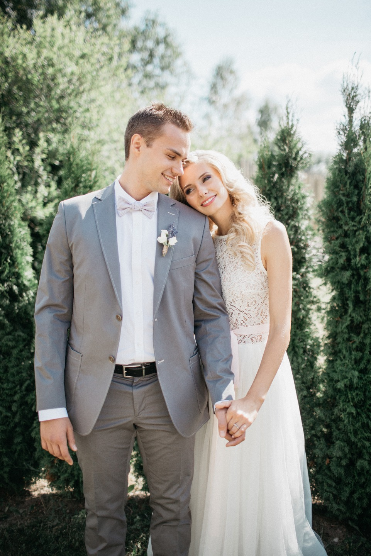 Легкая безмятежность: свадьба Андрея и Насти