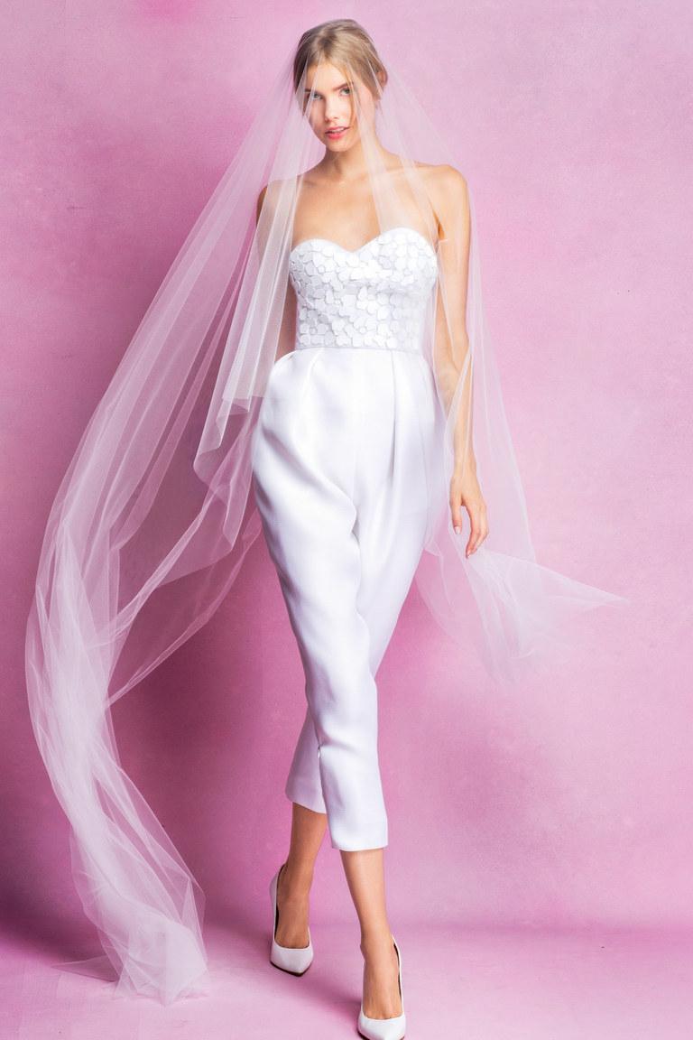 Коллекция свадебных платьев Angel Sanchez осень 2016