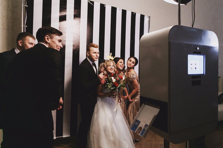 Барабанная дробь: свадьба Артема и Иры